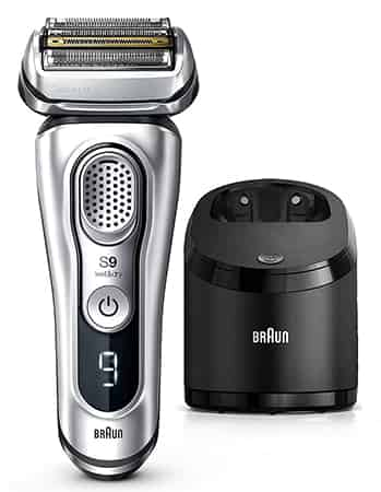 Braun Series 9 9390cc sensitive skin shaver