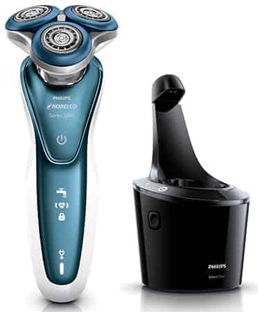 Philips Noelco 7500 rotary sensitive shaver