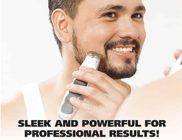 wahl groomsman beard trimmer performance