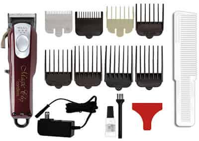Wahl cordless magic clip hair clipper and beard trimmer