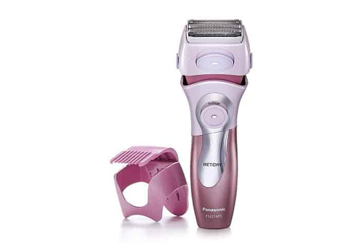Panasonic ES2216PC electric womens shaver