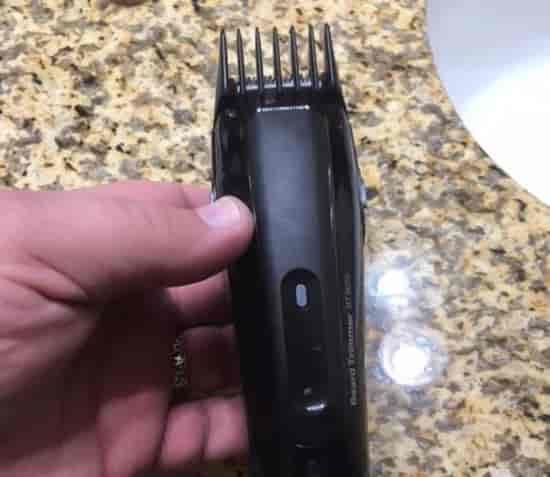 top beard trimming machine