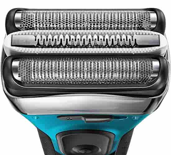 Braun Series 3 3080s shaver 3 shaving elements