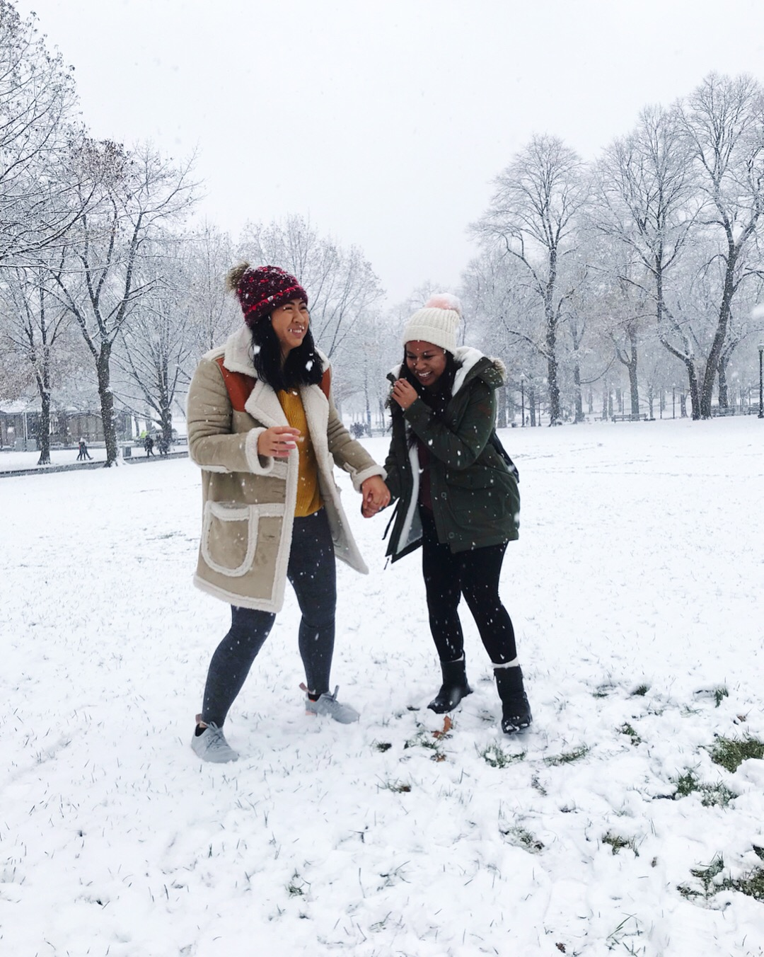 The Shaz Diaries: Snow Tips for First Timers