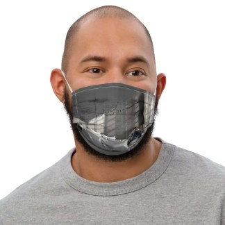 Now I know - Facemask
