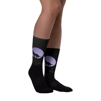 The She Cried Logo - Socks