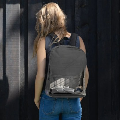 Now I Know that it's a game - Backpack