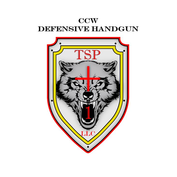Level 1 Part 2- CCW Defensive Handgun Shooting Course (5/26/21 am)