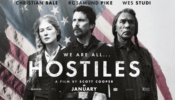 Movie of the Week – Hostiles – the Sheist