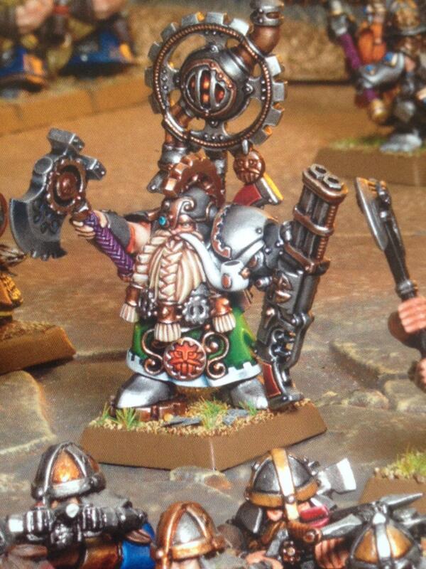 Warhammer Armies Dwarfs SILO41