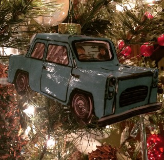 DIY Harry Potter Enchanted Ford Anglia Flying Car Paper