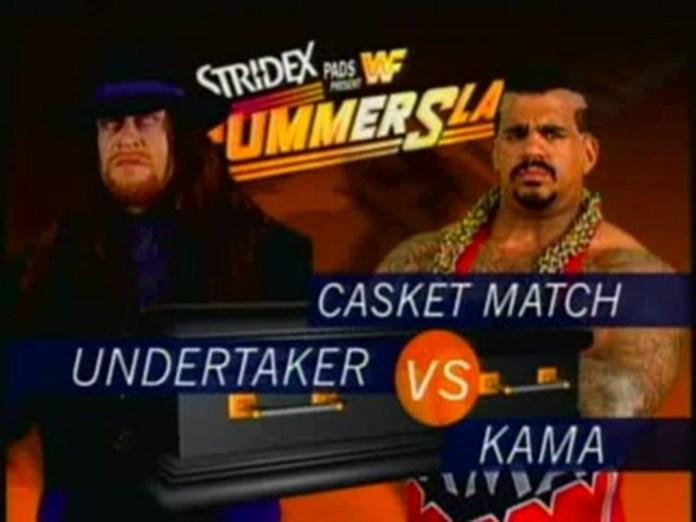 undertaker karma summerslam