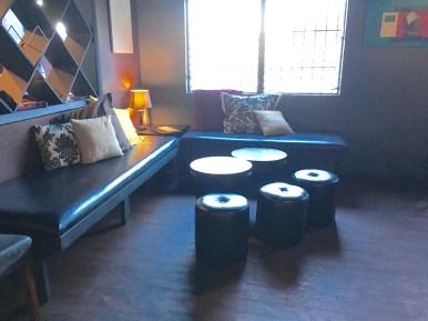 Cute lounge at thirteen
