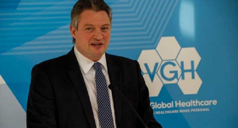 Konrad Mizzi Vitals Global Heathcare