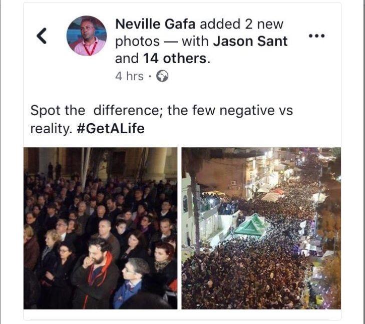 Neville Gafa