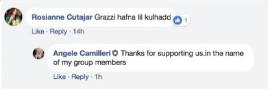 rosianne cutajar hate groups