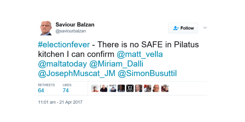 saviour balzan pilatus bank safe
