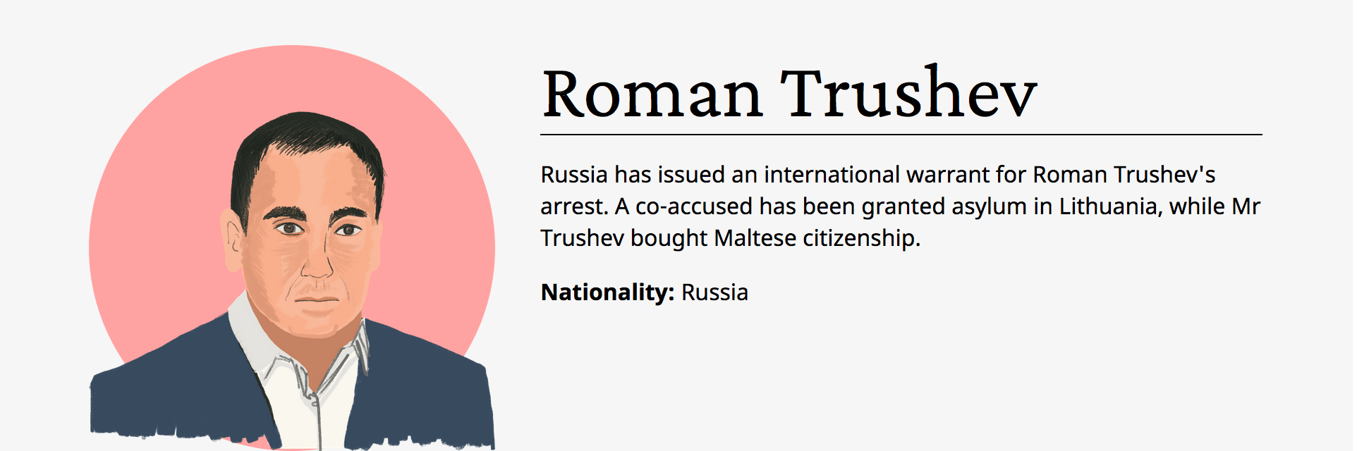 Trushev