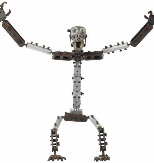 Christies-Auction-King-Kong-Original-Armature-Movie-Prop-FULL-POSE