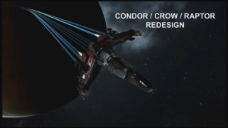 Condor Crow Raptor Redesign