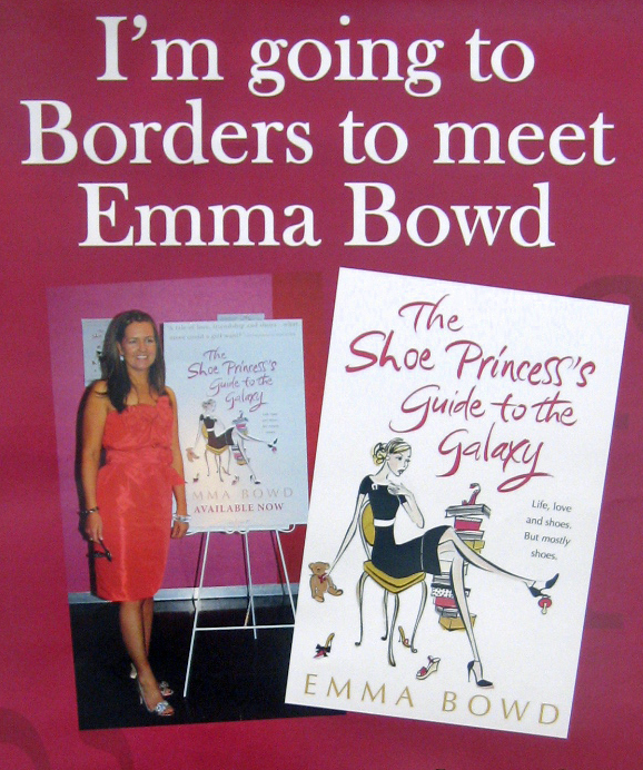 Borders - Westfield Doncaster