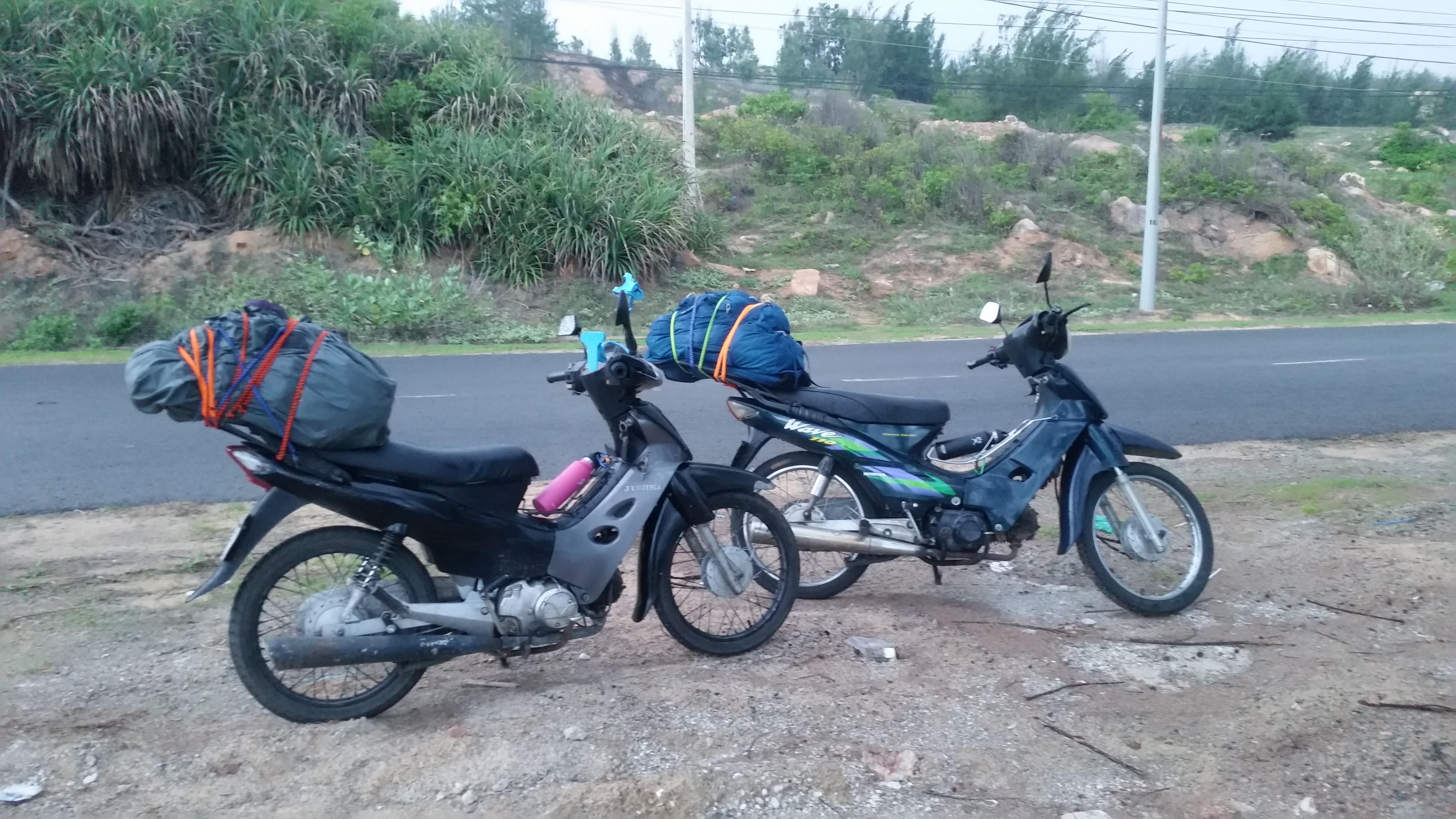 Motorbiking