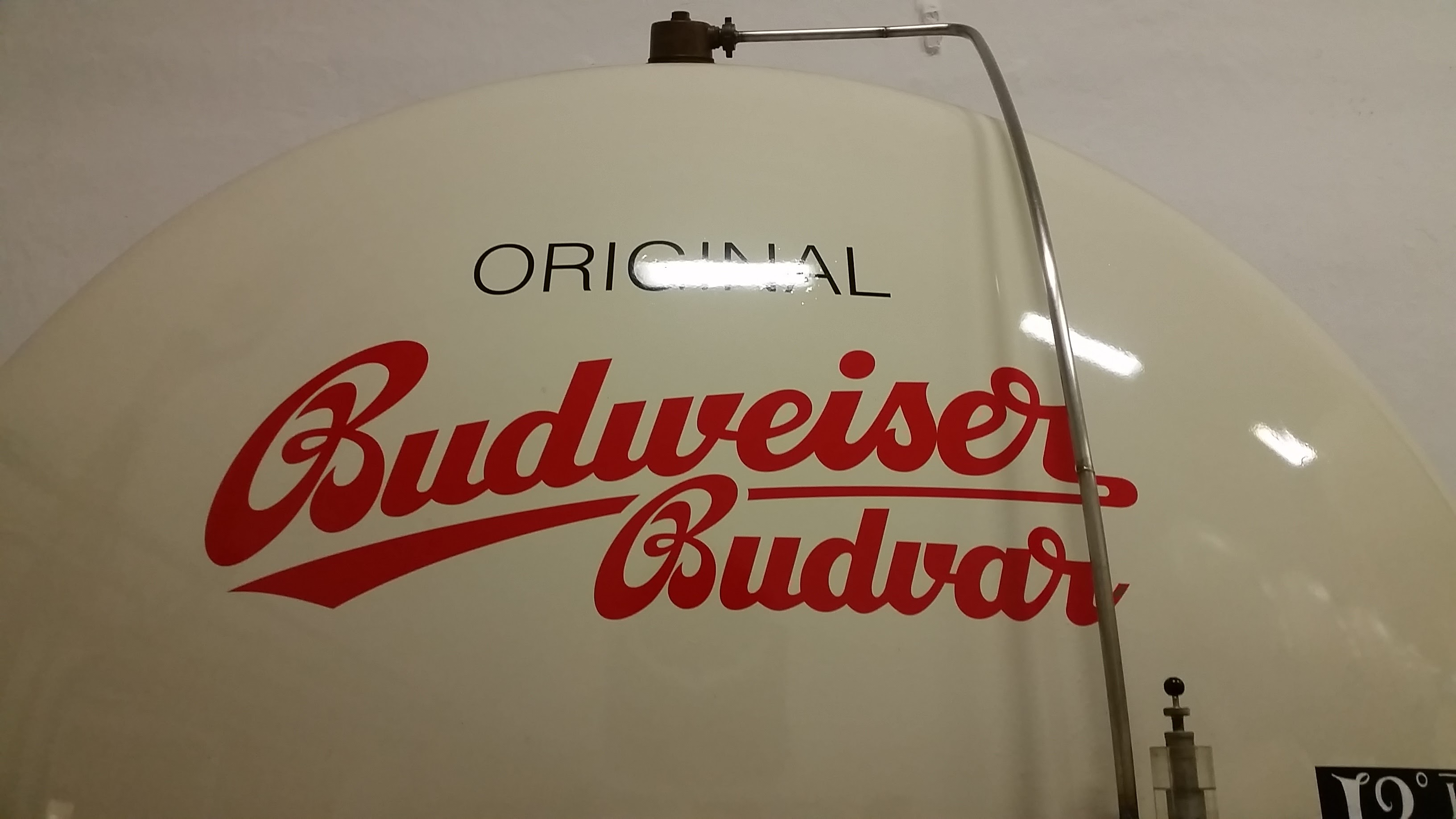 Budweiser Tanks