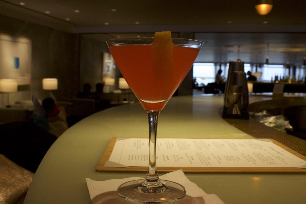 Photo of vodka martini