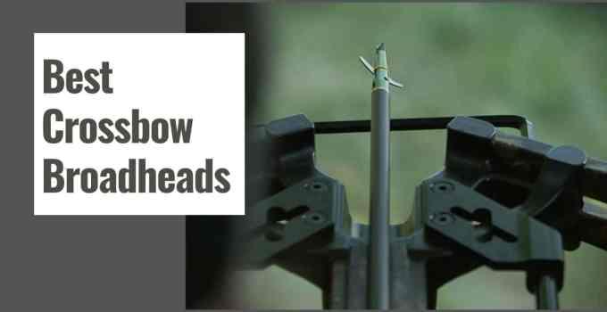 Best Crossbow Broadheads