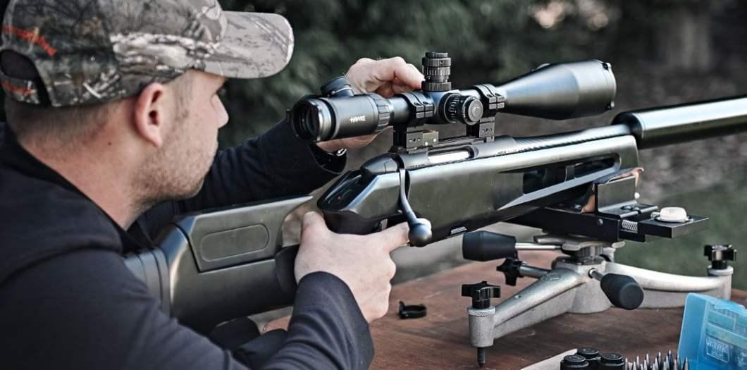 Rifle Scope Parallax Adjustments