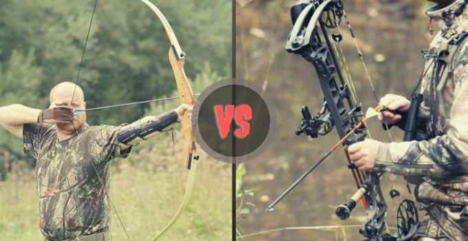 Recurve Bow VS Compound Bow