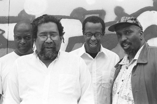 Sabir Mateen | William Parker | Matthew Shipp | Gerald Cleaver | Denis Lavant | Declared Enemy | Salute To 100001 Stars | A Tribute To Jean Genet | rogueart jazz