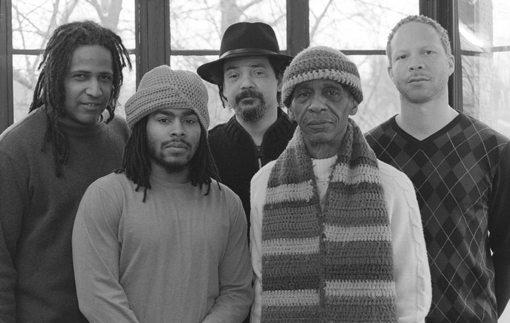 Roscoe Mitchell   Corey Wilkes   Craig Taborn   Jaribu Shahid   Tani Tabbal   Roscoe Mitchell Quintet   Turn   rogueart jazz