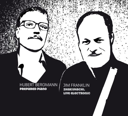 Jim Franklin | Hubert Bergmann | Journey of Simurgh | mudoks record