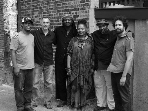 Hamid Drake & Bindu   Blissful   rogueart jazz