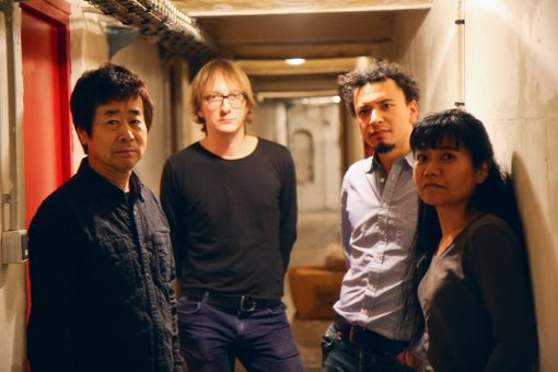 Christian Pruvost | Natsuki Tamura | Satoko Fujii | Peter Orins | Kaze | Rafale | libra records