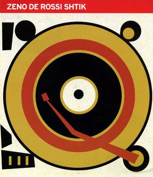 zeno de rossi shtik | the manne I love! vol.1 & 2 | el gallo rojo records