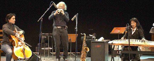 Larry Ochs | Miya Masaoka | Peggy Lee | Spiller Alley | rogueart jazz