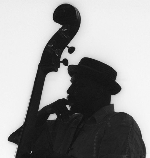 William Parker |  Jacques Bisceglia |  Ed Hazell | Conversations | rogueart jazz