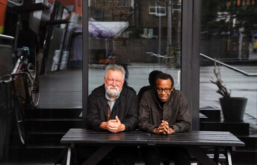 Evan Parker | Matthew Shipp | Rex, Wrecks & XXX | rogue art