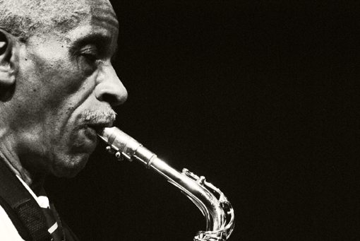 Roscoe Mitchell | Sao Paulo, May 2009 | Photo by Paulo Borgia