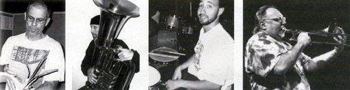 mark weaver's brassum | warning lights | plutonium records 003