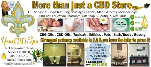 Your CBD Spa