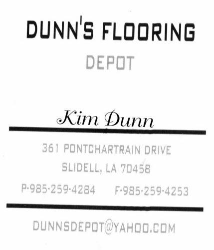 Dunn's Flooring Depot