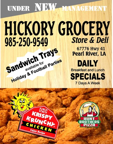 Hickory Grocery Store & Deli