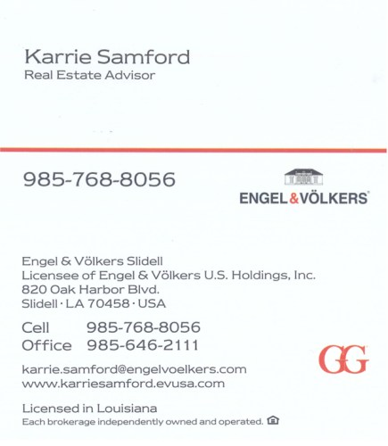 Karrie Samford