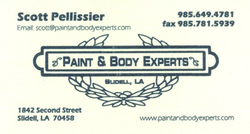 Paint & Body Experts
