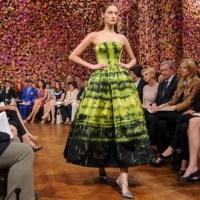 Detrás de cámaras: montaje Dior Haute Couture invierno 2012