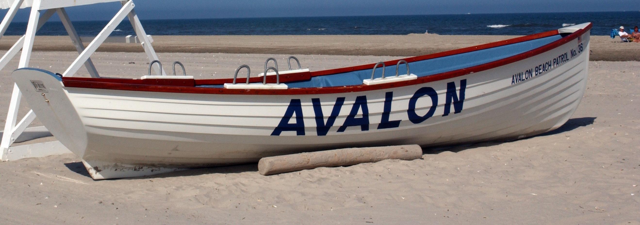 Avalon Beach Information