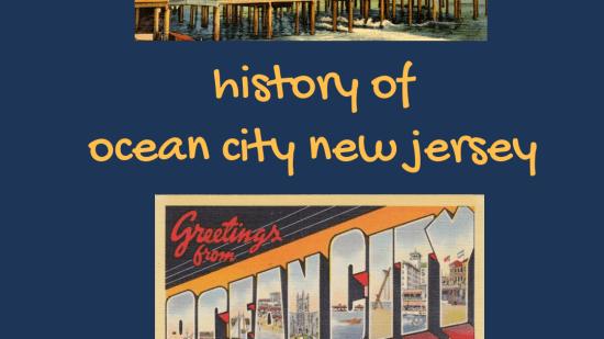 History of Ocean City